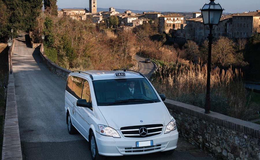 colledivaldelsa taxicolle hirecar 24h sanfrancesco