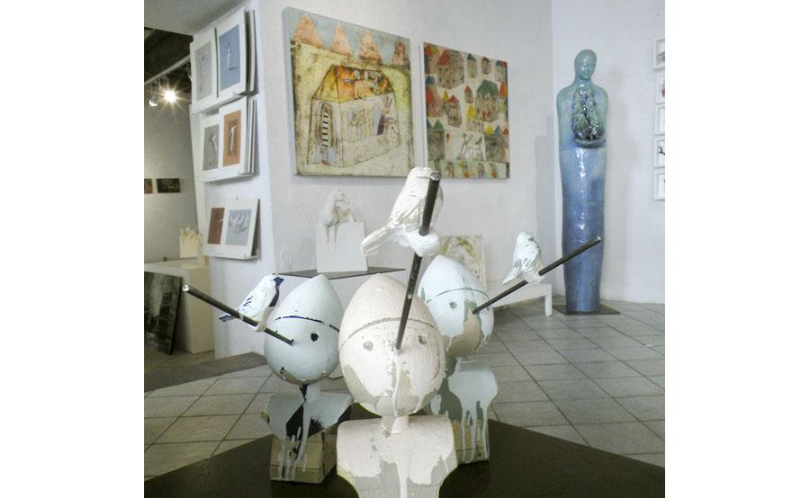 colledivaldelsa art gallery francesca sensi arte a colori