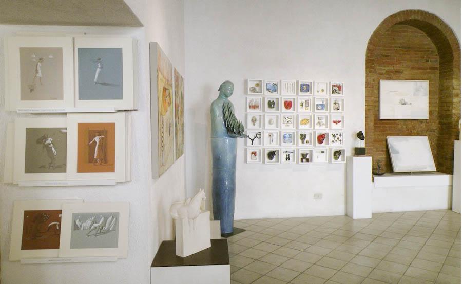 colledivaldelsa galleria darte contemporanea francesca sensi