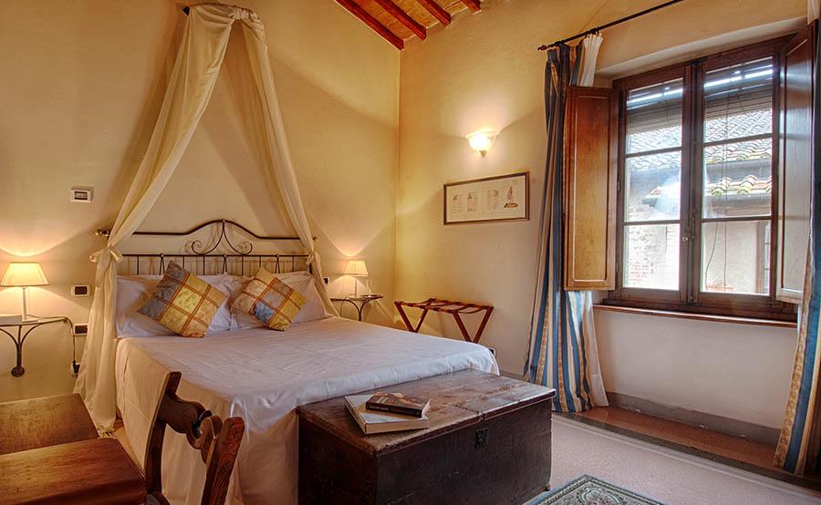 colledivaldelsa hotel 4 stelle relais della rovere dimora storica camera