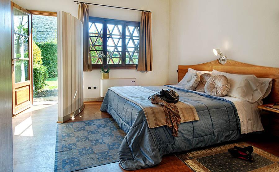 colledivaldelsa hotel 4 stelle relais della rovere dimora storica camera1